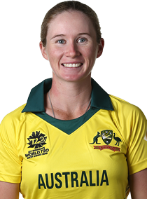 Beth Mooney Profile Photo - Australian women's Cricket Player Beth Mooney.