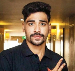 Mohammed Siraj Profile Photo - Indian Cricketer Mohammed Siraj Info, ICC Ranking, Records, Wiki, Family along with latest Images and News.