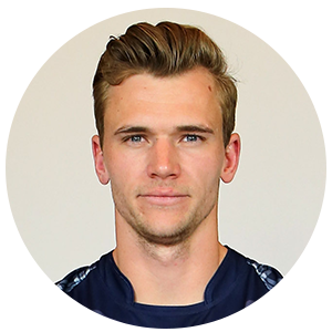 Richie Berrington Profile Photo - Scottish Cricket Player Richie Berrington.