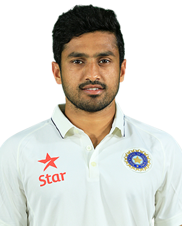 Karun Nair Profile Photo - India Cricket Player Karun Nair Stats Info, ICC Ranking, Records, Wiki, Family along with latest Images and News.