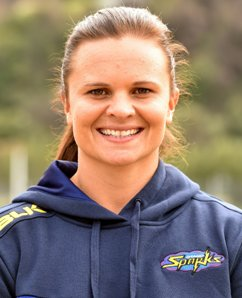 Suzie Bates Profile Photo - New Zealand women's Cricket Player Suzie Bates.