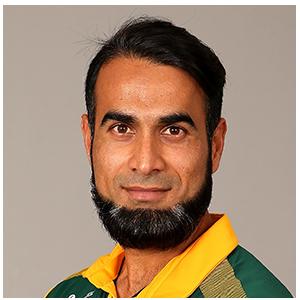 Imran Tahir - Full Name Mohammad Imran Tahir