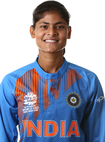 Radha Yadav Profile Photo - Indian women's Cricket Player Radha Yadav.