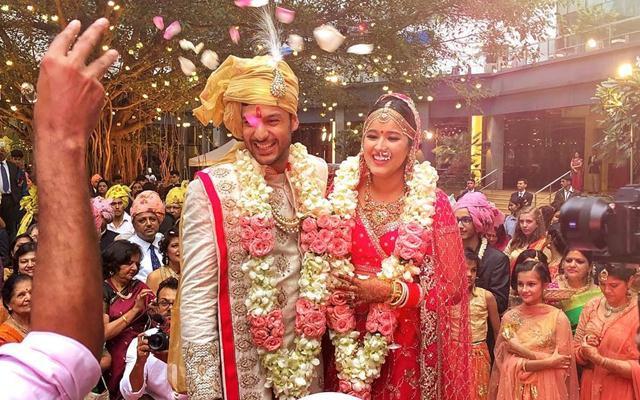 Mayank Agarwal Married to Aashita Sood on 4 June 2018.