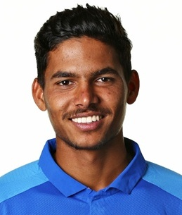 Akash Singh Profile Photo - Indian Cricketer Akash Singh Wiki, Age, Bio, Cricket career stats, Records, ICC Ranking, Family along with latest Pictures, Images and News.