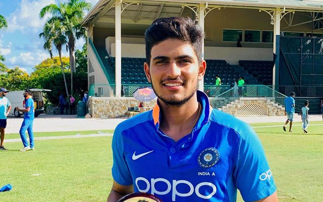 Shubman Gill Picture