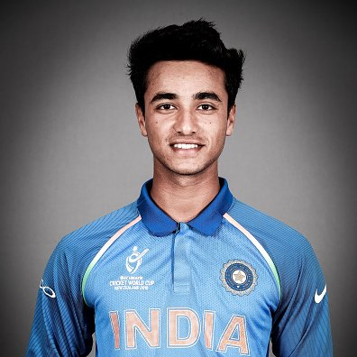 Abhishek Sharma Profile Photo - Indian Cricketer Abhishek Sharma Wiki, Age, Bio, Cricket career stats, Records, ICC Ranking, Family along with latest Pictures, Images and News.