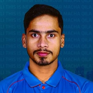 Praveen Dubey Profile Photo - Indian Cricketer Praveen Dubey's Wiki, Age, Bio, Cricket career stats, Records, ICC Ranking, Family along with latest Pictures, Images and News.