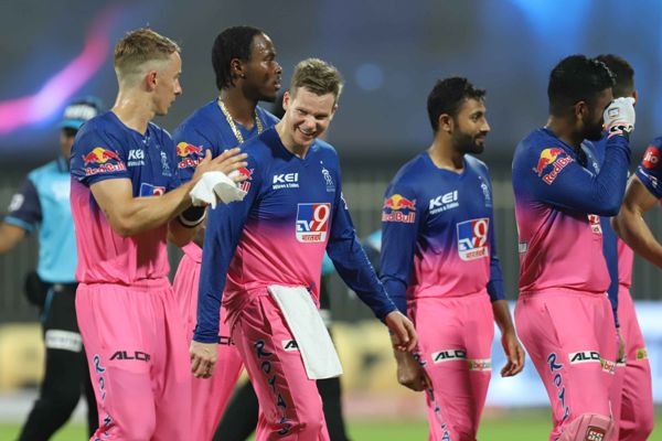 Rajasthan Royals Team IPL Match Photo
