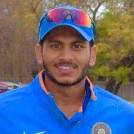 Basil Thampi Profile Photo - Indian Cricketer Basil Thampi's Wiki, Age, Bio, Cricket career stats, Records, ICC Ranking, Family along with latest Pictures, Images and News.