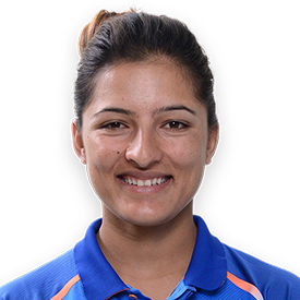 Sushma Verma Profile Photo - Indian women's Cricketer Sushma Verma Wiki, Age, Bio, Cricket career stats, Records, ICC Ranking, Family along with latest Pictures, Images and News.