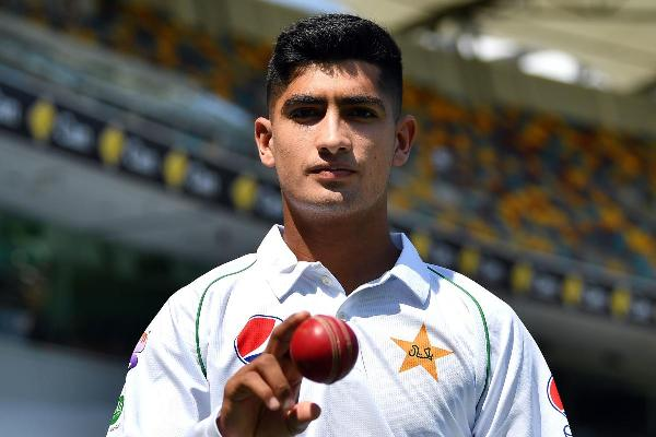he became the youngest bowler to take a hat-trick in a Test match.