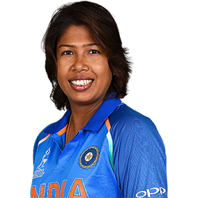 Jhulan Goswami Profile Photo - Indian women's Cricket Player Jhulan Goswami.