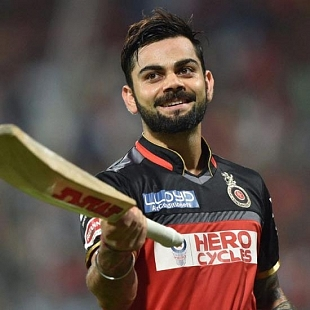 Virat Kohli Royal Challengers Bangalore Match photo