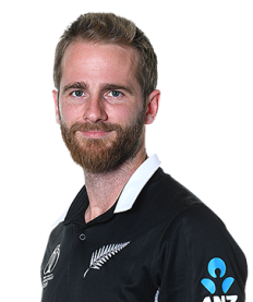 Kane Williamson Profile Photo - New Zealand Cricket Player Kane Williamson.