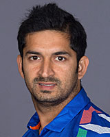 Mohit Sharma Profile Photo - Indian Cricket Player Mohit Sharma Career Stats Info, ICC Ranking, Records, Wiki, Family, Photos, News.