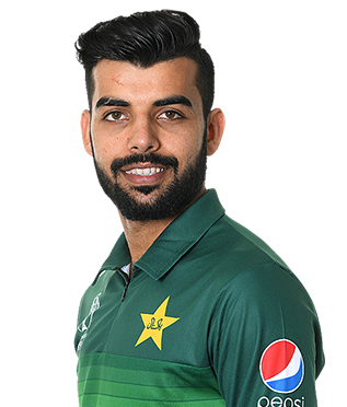 Shadab Khan Profile Photo - Pakistani Cricket Player Shadab Khan.