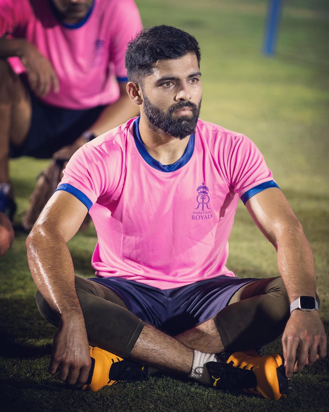 Manan Vohra Profile Photo - Rajasthan Royals Cricketer Mahipal Lomror Info, ICC Ranking, Records, Wiki, Family along with latest Images and News.