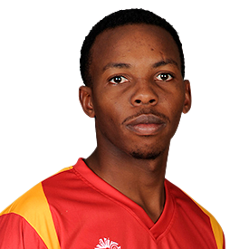 Wellington Masakadza Profile Photo - Zimbabwean Cricketer Wellington Masakadza's Wiki, Age, Bio, Cricket career stats, Records, ICC Ranking, Family along with latest Pictures, Images and News.