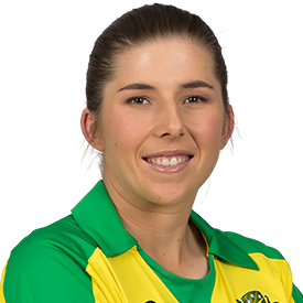 Georgia Wareham Profile Photo - Australian women's cricketer Georgia Wareham's Wiki, Age, Bio, Cricket career stats, Records, ICC Ranking, Family along with latest Pictures, Images and News.