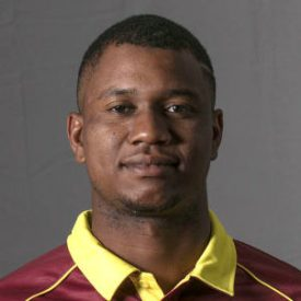 Evin Lewis Profile Photo - West Indies Cricket Player Evin Lewis.