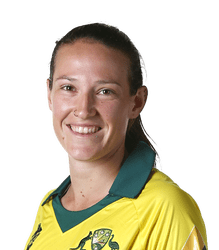 Megan Schutt Profile Photo - Australian women's Cricket Player Megan Schutt.