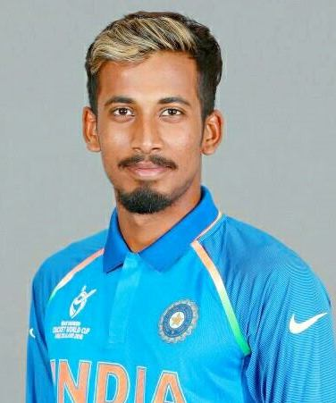 Ishan Porel Profile Photo - India Cricket Player Ishan Porel Stats Info, ICC Ranking, Records, Wiki, Family along with latest Images and News.