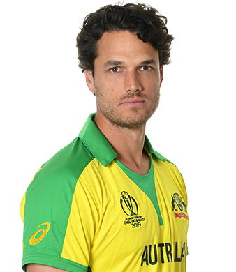 Nathan Coulter-Nile Profile Photo - Australian Cricketer Nathan Coulter-Nile Info, ICC Ranking, Records, Wiki, Family along with latest Images and News.