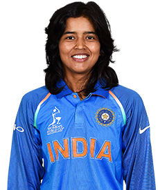 Ekta Bisht Profile Photo - Indian women's Cricketer Ekta Bisht Wiki, Age, Bio, Cricket career stats, Records, ICC Ranking, Family along with latest Pictures, Images and News.