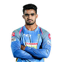 Mahipal Lomror Profile Photo - Rajasthan Royals Cricketer Mahipal Lomror Info, ICC Ranking, Records, Wiki, Family along with latest Images and News.