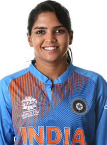 Veda Krishnamurthy Profile Photo - Indian women's Cricketer Veda Krishnamurthy Wiki, Age, Bio, Cricket career stats, Records, ICC Ranking, Family along with latest Pictures, Images and News.