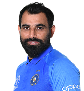 Mohammed Shami Profile Photo - India Cricket Player Mohammed Shami Image.