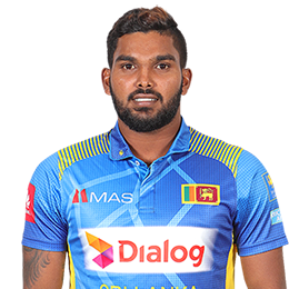 Wanindu Hasaranga Profile Photo - Sri Lankan Cricketer Wanindu Hasaranga's Wiki, Age, Bio, Cricket career stats, Records, ICC Ranking, Family along with latest Pictures, Images and News.