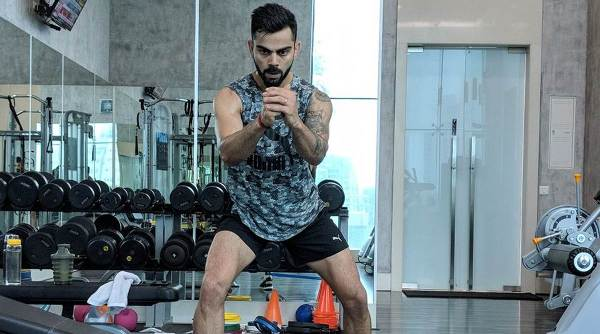 Virat Kohli is the most fit Indian cricketers