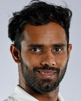 Hanuma Vihari Profile Photo - India Cricketer Hanuma Vihari's Wiki, Age, Bio, Cricket career stats, Records, ICC Ranking, Family along with latest Pictures, Images and News.