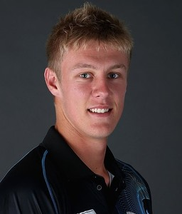 Kyle Jamieson Profile Photo - New Zealand Cricketer Kyle Jamieson's Wiki, Age, Bio, Cricket career stats, Records, ICC Ranking, Family along with latest Pictures, Images and News.