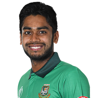 Mehidy Hasan Profile Photo - Bangladeshi Cricketer Mehidy Hasan's Wiki, Age, Bio, Cricket career stats, Records, ICC Ranking, Family along with latest Pictures, Images and News.