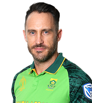 Faf Du Plessis Profile Photo - South African Cricket Player Faf Du Plessis.