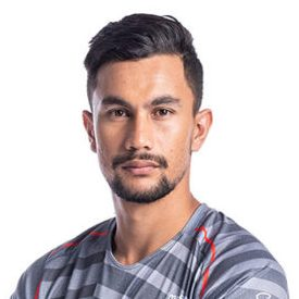 Bjorn Fortuin Profile Photo - South African Cricketer Bjorn Fortuin's Wiki, Age, Bio, Cricket career stats, Records, ICC Ranking, Family along with latest Pictures, Images and News.