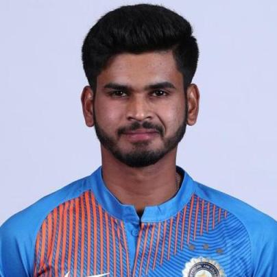 Shreyas Iyer Profile Photo - India Cricket Player Shreyas Iyer Stats Info, ICC Ranking, Records, Wiki, Family along with latest Images and News.