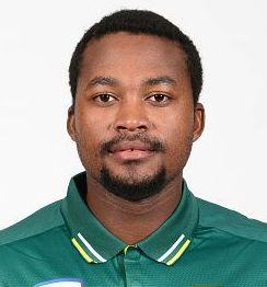 Andile Phehlukwayo Profile Photo - South Africa Cricket Player Andile Phehlukwayo.