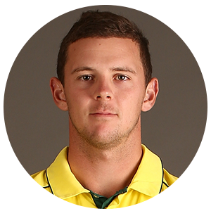 Josh Hazlewood Profile Photo - Australian Cricketer Josh Hazlewood Info, ICC Ranking, Records, Wiki, Family along with latest Images and News.