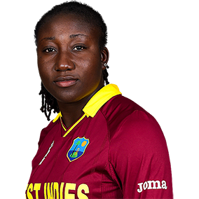 Stafanie Taylor Profile Photo - West Indies women's Cricket Player Stafanie Taylor.