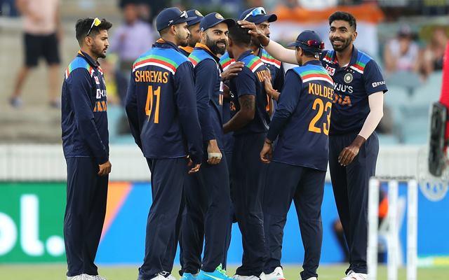 BCCI announces India's squad for ODI series 2021 against England. India vs England ODI Series 2021