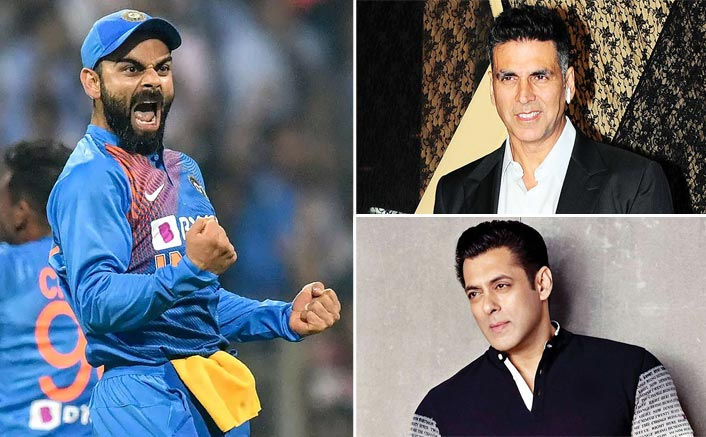 Virat Kohli became 'Dabangg' of 2019 Forbes India celebrity list, Salman-Akshay lagged behind