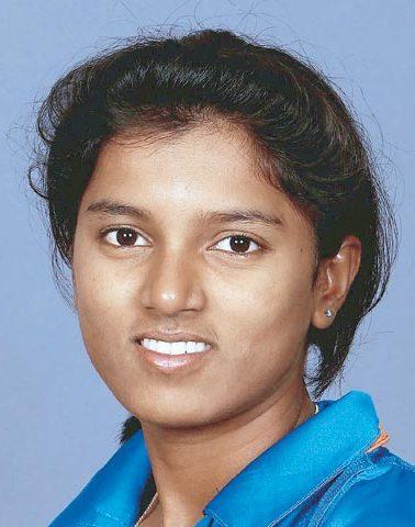 Poonam Raut hit century, Indian Women team set huge target in front of South Africa Women