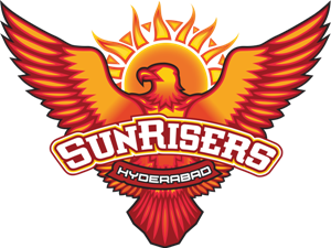Sunrisers Hyderabad (SRH) IPL Team logo - You will find here Sunrisers Hyderabad (SRH) IPL T20 Team Matches, Schedule, Result, Players along with IPL T20 Team Sunrisers Hyderabad (SRH) Match and player latest News and Photos.