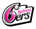 Sydney Sixers Cricket Team logo - You will find here Sydney Sixers Cricket Team Matches, Schedule, Result, Players, Ranking along with Sydney Sixers Cricket Team Match latest News and Photos.