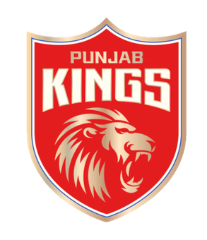 Punjab Kings (PBKS)  logo - IPL team Punjab Kings (PBKS) Players, Matches, News, Photos.