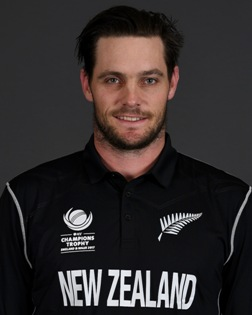 Mitchell McClenaghan Profile Photo - New Zealand Cricketer Mitchell McClenaghan Info, ICC Ranking, Records, Wiki, Family along with latest Images and News.